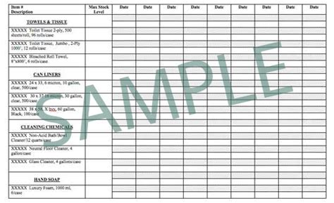 Dental Supply Dental Supply Ordering Template Dental Supply Inventory Template