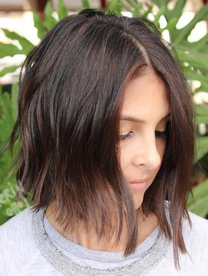 dye hairstyles for short hair chocolate brown hair color ideas for short hairstyles 2018