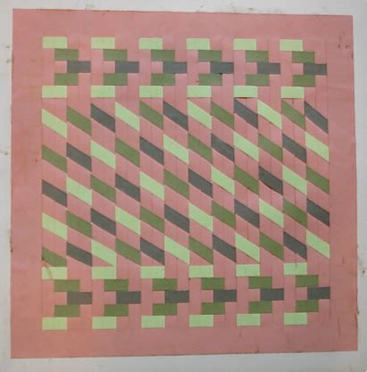 weaving pattern library fr 246 belgabe or kindergarten pixelation beinecke rare