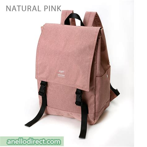 Anello Flap Backpack anello flapper flap polyester backpack rucksack at h1151