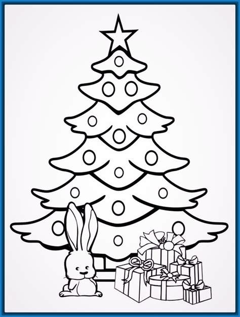 dibujos de navidad para colorear faciles imagenes de dibujos para dibujar faciles archivos