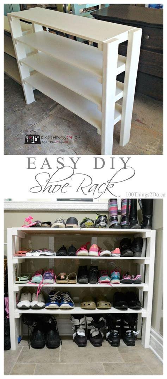diy shoe drawer 17 best ideas about shoe rack pallet on shoe