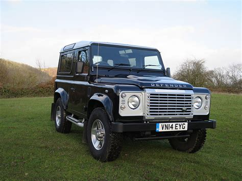land rover defender 90 station wagon xs spec review land