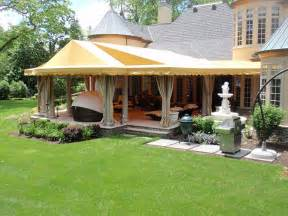 Patio Canapy by 20 Stylish Outdoor Canopies For The Home