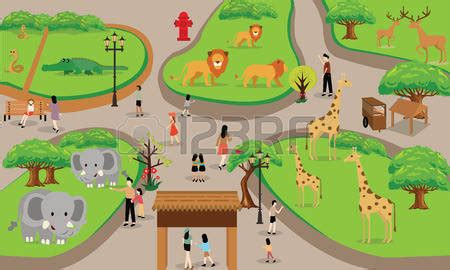 film cartoon zoo zoo clipart zoo scene pencil and in color zoo clipart