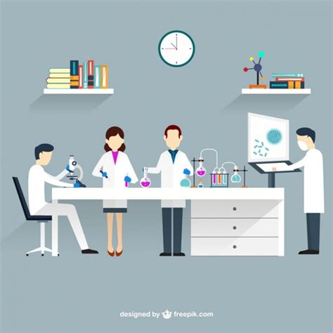 experiment design for lab laboratory vectors photos and psd files free download