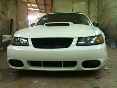 Mustang Cobra Fog Light Bezel Kit 03 04 Lmr Com