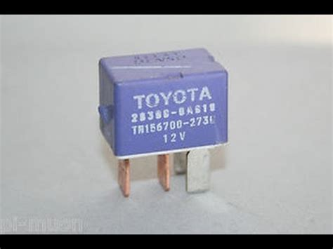 1999 Toyota Camry Starter 1999 Toyota Camry Starter Relay Location