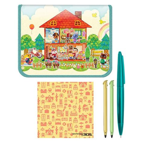 happy home products animal crossing happy home designer kit for nintendo 3ds