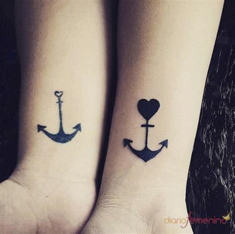 imagenes tatuajes de parejas tatuajes para parejas las anclas del amor