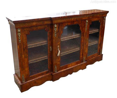 antike kredenz walnut credenza bookcase antiques atlas