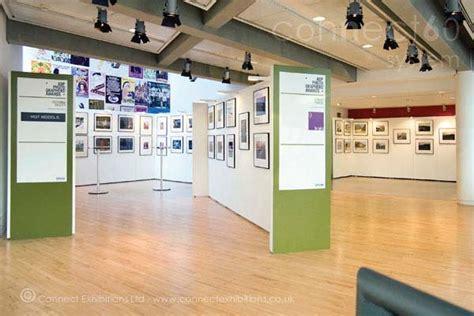 art gallery display connect walls exhibition boards exhibition board