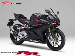 Honda Cbr 250 Honda Cbr250rr Rendered With Silencers Debut Soon