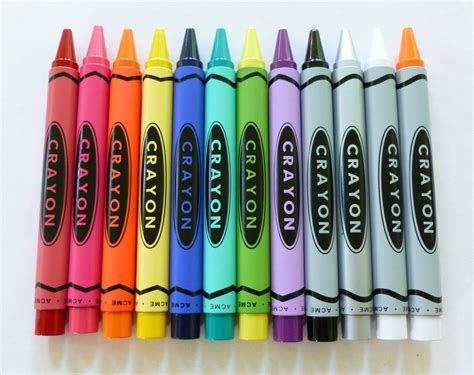 crayons designs a collection acme crayon rollerballs from the pen cup