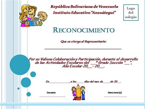 certificados de reconocimiento en blanco newhairstylesformen2014com planeta escolar diplomas y reconocimientos a padres y