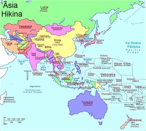map world hawaii world maps in hawaiian the decolonial atlas