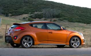 2013 Hyundai Veloster 2013 Hyundai Veloster Turbo Profile Photo 6