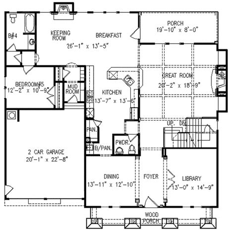 5 bedroom house plans with bonus room five bedrooms with bonus space 15831ge architectural