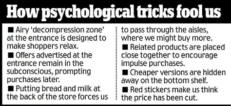 supermarket layout tricks supermarket mind games that make us spend more exposed