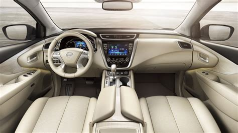 2017 nissan murano platinum interior nissan muranoᴹᴰ 2017 nissan canada