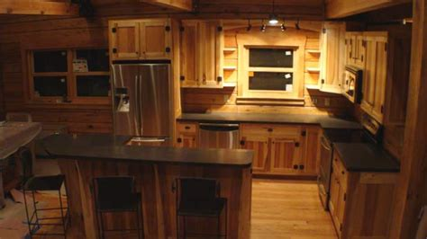 Unfinished Maple Kitchen Cabinets by Hand Crafted Solid Hickory Kitchen Cabinets Hirschboeck