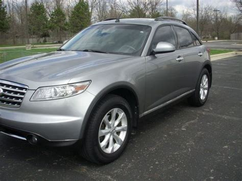 buy used 2006 infiniti fx35 in powell ohio united states