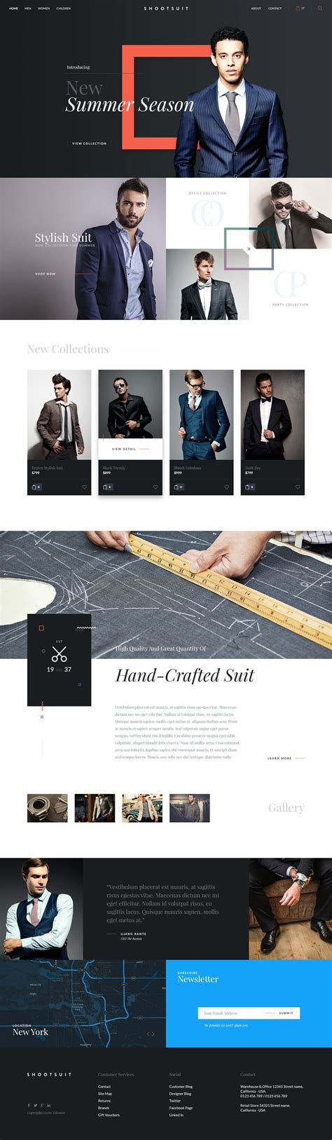 theme toko online woocommerce shootsuit fashionable woocommerce wordpress theme by