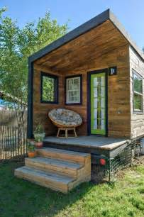 Home Tiny House by Woman Builds Her Own Diy 196 Sq Ft Micro Home For 11k