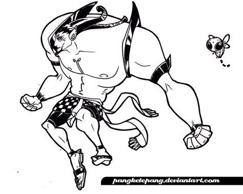 Kertas Sketchbook Gunungan Kertas Char 02 By Pangketepang On Deviantart