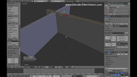 blender architecture blender add on for architectural modeling edge tools