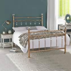 Gold Bed Frames Uk Rose Gold Bed Frame Uk Home Design Ideas