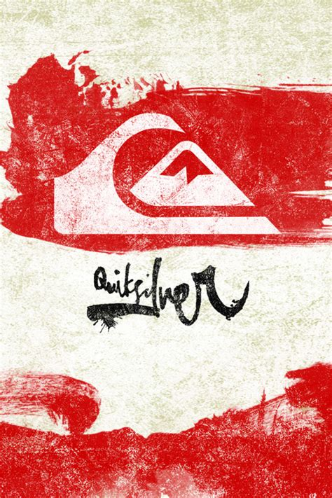 quiksilver wallpaper for iphone 6 quiksilver logo iphone壁紙ギャラリー