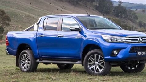Toyota 4x4 2016 Toyota Hilux Revo Exterior And Interior Review
