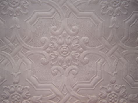 Textured Wallpaper Paintable Ceiling