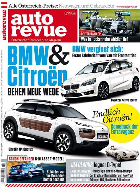 Auto Revue by Autorevue Magazin Archiv Ausgabe August 2014 Auf