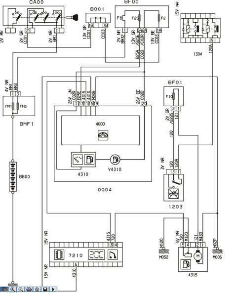 peugeot partner towbar wiring diagram 37 wiring diagram