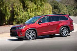 Reviews On Toyota Highlander 2017 Toyota Highlander Reviews And Rating Motor Trend