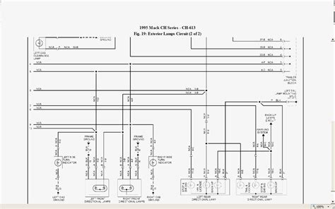 2012 mack fuse diagram wiring schematic new wiring
