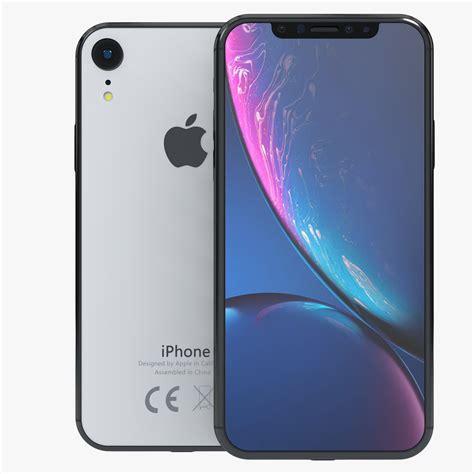 iphone xr element 3d model by racksuz 3docean