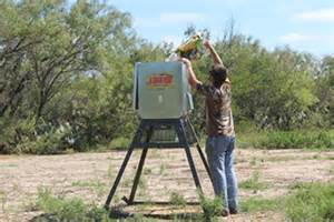 Texas Deer Blinds Stand And Fill Deer Feeders J Amp N Feed And Seed
