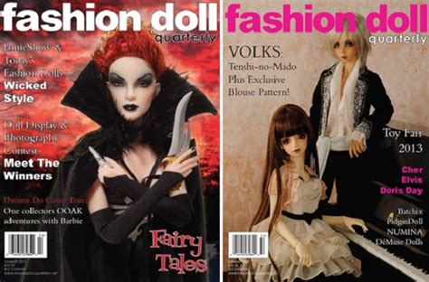 fashion doll quarterly magazine top 10 niche magazines that shouldn t exist