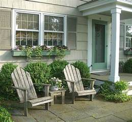 Patio Ideas For Front Of House by Best 25 Front Yard Patio Ideas On Pinterest