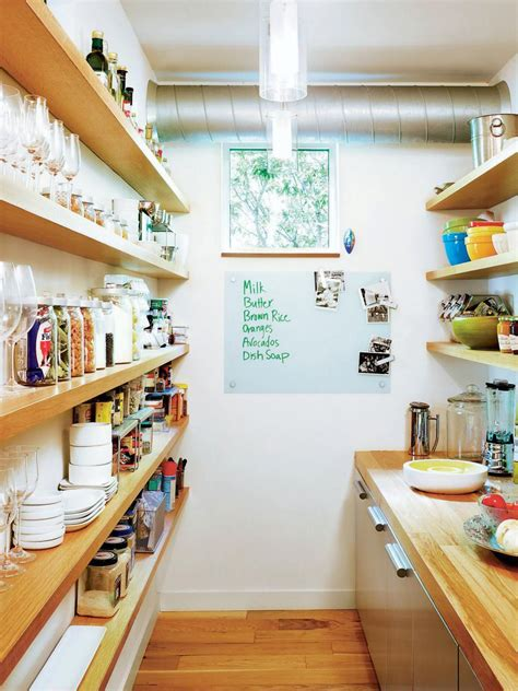 Narrow Pantry Shelving by Pantry Ideas To Help You Organize Your Kitchen