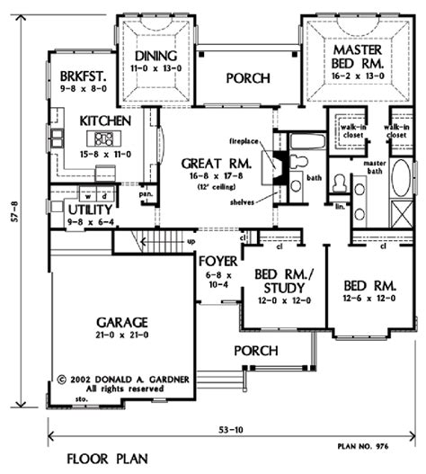 simple house floor plans with measurements home design