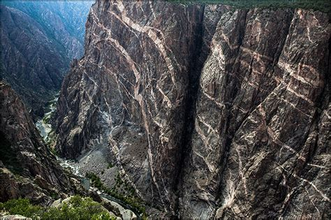 painted wall black canyon foto s reisverslag 2012