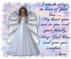 loss   mother jenny  michael  god bless    families