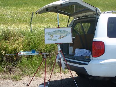 breathing room air robin purcell california watercolors in the plein air tradition quot breathing room quot new plein air