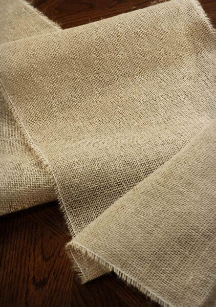 cheap burlap table runners burlap table runner 100 jute 50 save on crafts
