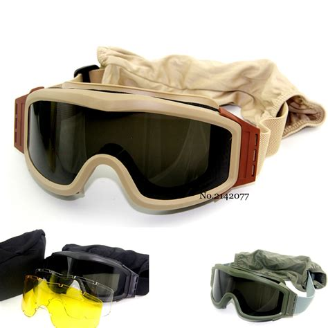 best motocross goggles review top quality military airsoft tactical goggles shooting