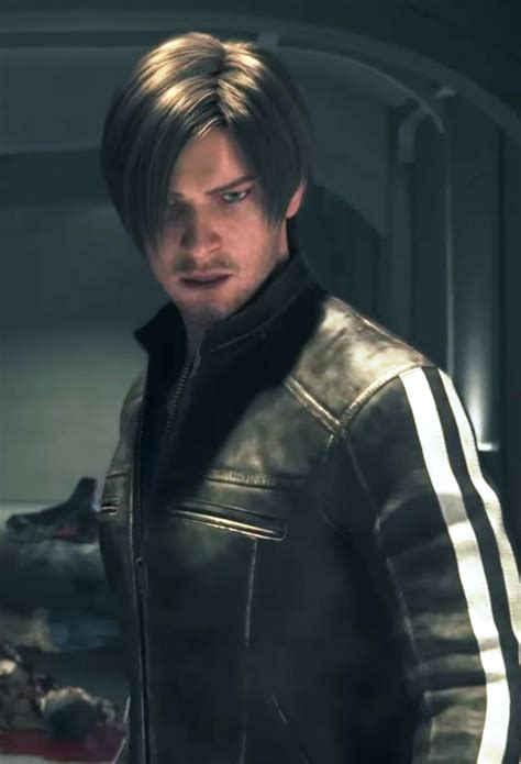 leon s leon s kennedy resident evil vendetta jacket
